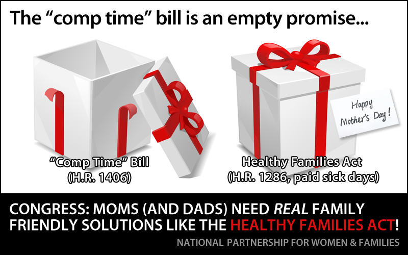 Comp Time Bill Is An Empty Promise