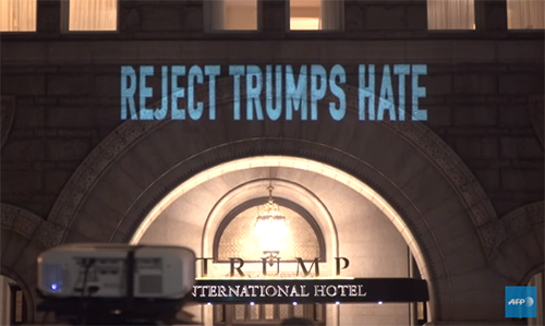 Reject Trumps Hate